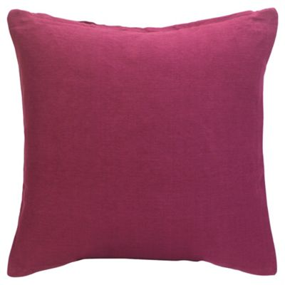 Tesco Cushion Cover, Plum