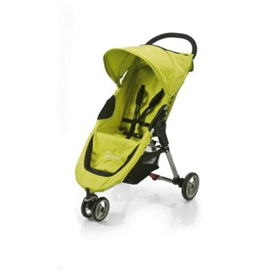 Buy Baby Jogger City Micro Lime Pushchair From Our Pushchairs Range