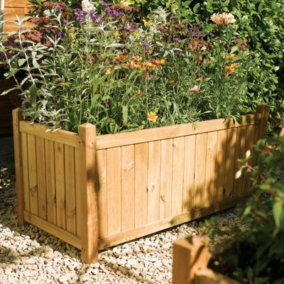 Rowlinson Rectangular Planter