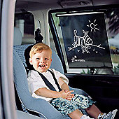 Dreambaby Adjustable Car Shade Zebras