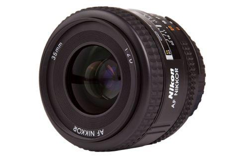 Nikon 35mm F2 AF Nikkor D Lens