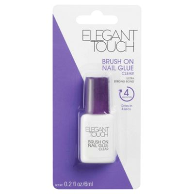 Elegant Touch Brush On Nail Glue