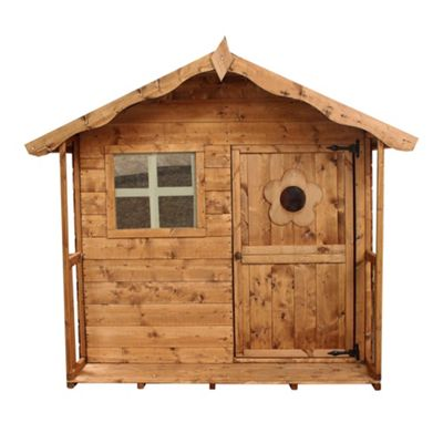 Mercia 5x5 Shiplap Playhouse