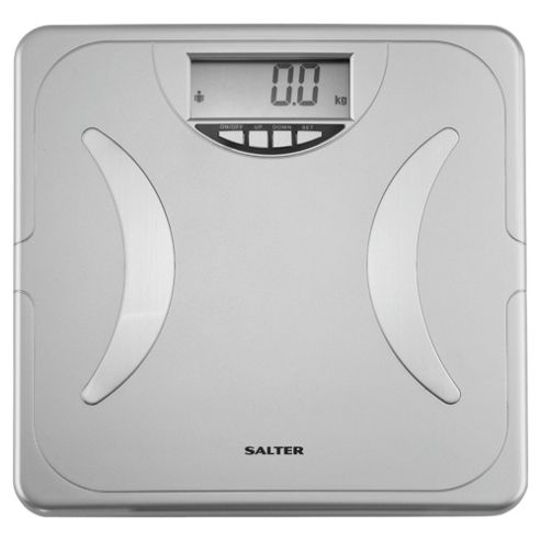 Salter Body Analyser Bathroom Scale