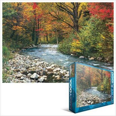 Forest Stream - 1000pc Puzzle