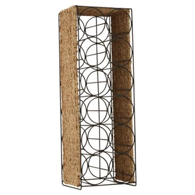 Seagrass Wine Rack 12 Bottles