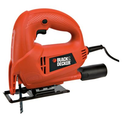 BLACK+DECKER 450W Variable Speed Jigsaw KS600E