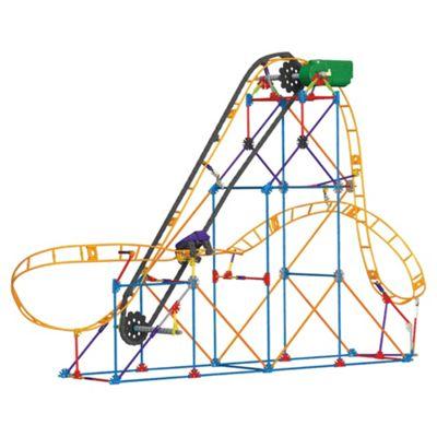Tomy Knex Corkscrew Coaster