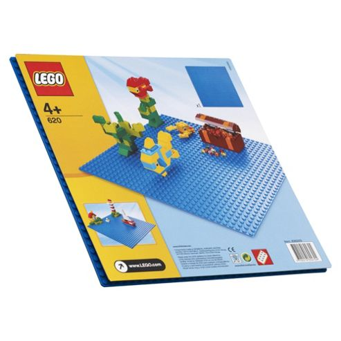 LEGO Bricks & More Baseplate Blue 620