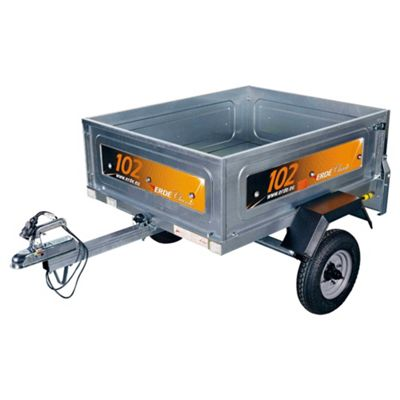 Erde Classic 102.2 Trailer (supplied for self assembly)