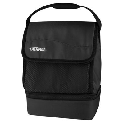 Thermocafe by Thermos Black Lunch Bag & Food Storage
