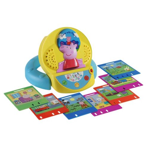 Peppa Pig Guess with Peppa Game