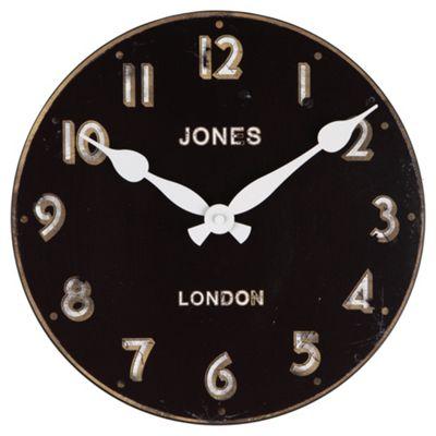 Buy Jones Amp Co Bristol Wall Clock From Our Clocks Range