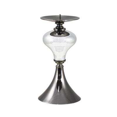 Silver Venus Candlestick