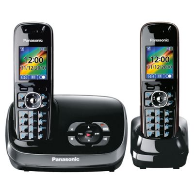 Panasonic Kx-Tg8522 Twin Dect Phones