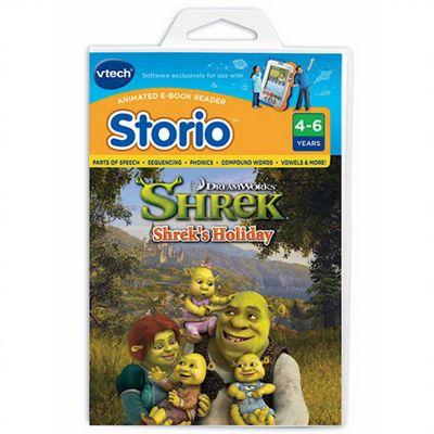 VTech Storio Shrek 4 Software
