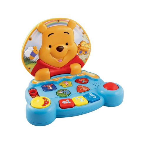 VTech Winnie The Pooh Play & Learn Laptop
