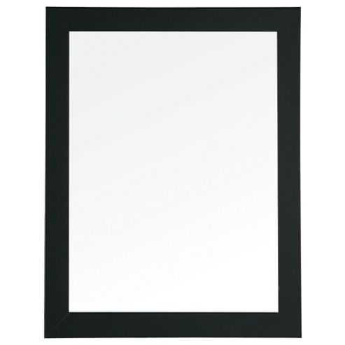 Basic Mirror - Black 47x37cm