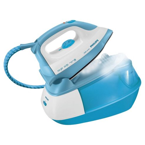 Philips GC7420/02 Steam Generator with Ceramic Plate - Blue