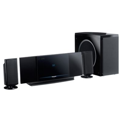 Panasonic SC-BTX75EB-K 2.1 Blu-Ray Home Cinema
