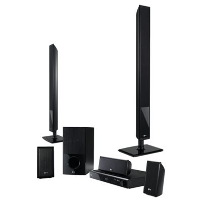 LG HB905PA 5.1 Blu-Ray/DVD DVD Hybrid Home Cinema