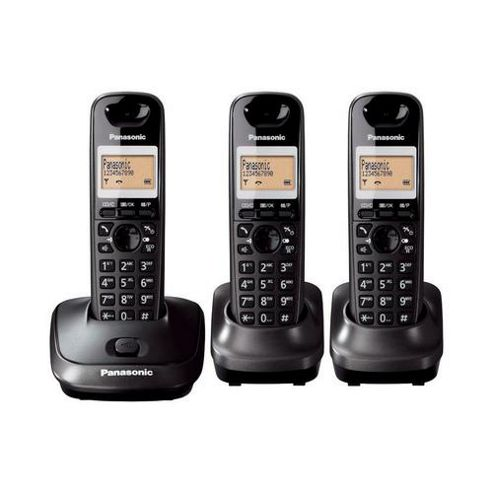 Panasonic KX-TG2513 Dect Telephones - Set of 3