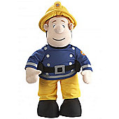 "Fireman Sam 12"" Talking Fireman Sam"