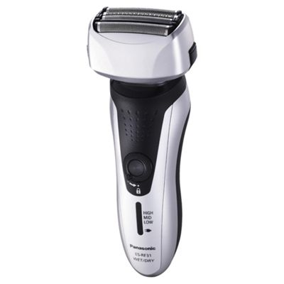 Panasonic ESRF31S Four Blade Wet/Dry Rechargeable Shaver
