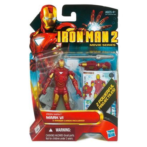 Iron Man 3.75'' Figure C1 Mark Vi W Triangle