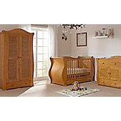 Tutti Bambini Marie 3 Piece Nursery Room Set, Old English