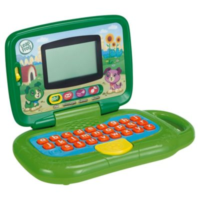 My own Leaptop by leapfrog Review - YouTube