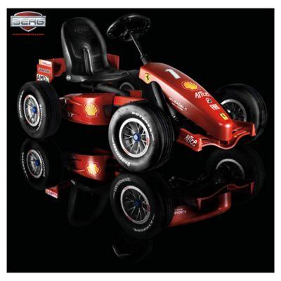 Berg Ferrari F1 Buddy Ride-On Go Kart