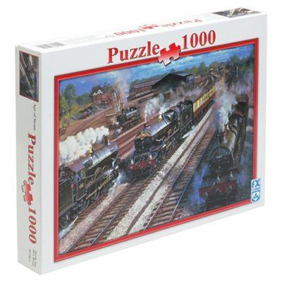 FX Schmid Age Of Steam 1000 Piece Jigsaw Puzzle