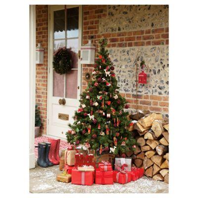 Tesco 6ft Windsor Fir Christmas Tree