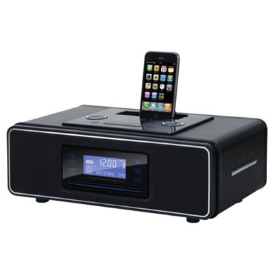buy teac sr3dab desktop dab fm radio with cd player ipod. Black Bedroom Furniture Sets. Home Design Ideas