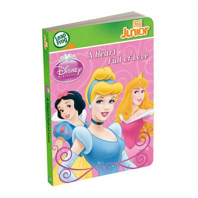 Leapfrog Tag Junior Disney Princess Book