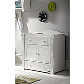 Tutti Bambini Marie Nursery Chest Changer , White