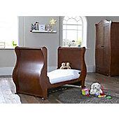 Tutti Bambini Marie 3 Piece Nursery Room Set, Walnut