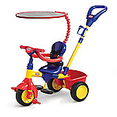 Little Tikes 4-in-1 Trike, Primary Colours
