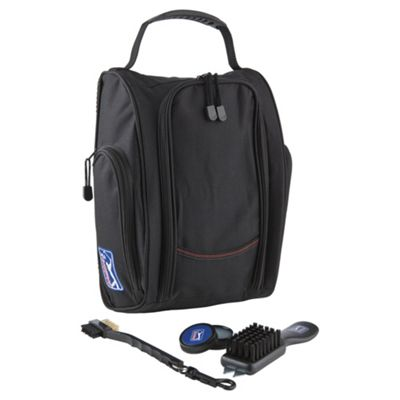 PGA Tour shoe bag, shoe & club cleaning kit