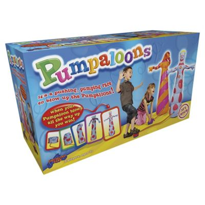 Pumpaloons Game
