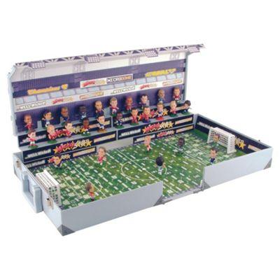 Microstars Micro Dome -  Soccer Playset