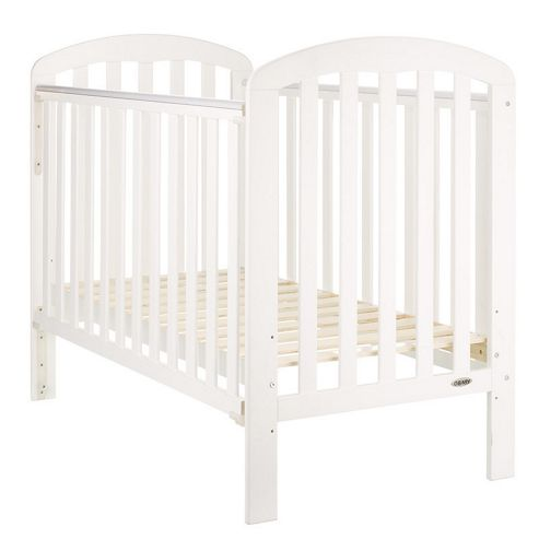 Obaby Lily Cot, White