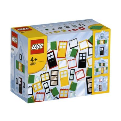 LEGO 6117 Bricks & More Doors & Windows