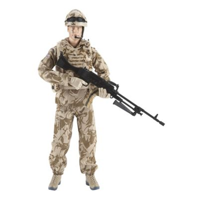 H.M Armed Forces Raf Regiment Gunner