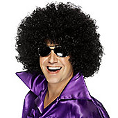 Smiffy's - Mega Huge Afro Wig - Black
