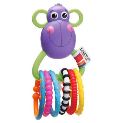 Lamaze Morgan The Monkey Link Set