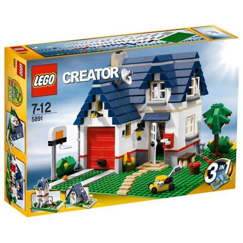 LEGO Creator Apple Tree House 5891