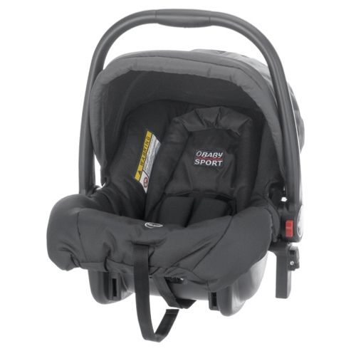 Obaby Zezu Group 0+ Car Seat, Black