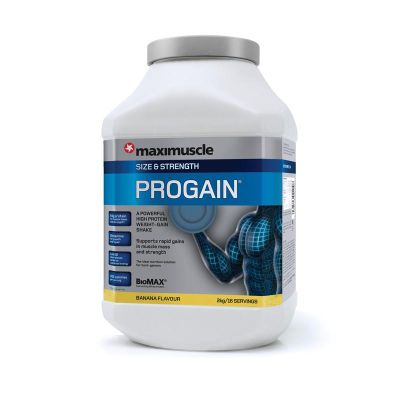 Maximuscle Progain 2kg Banana